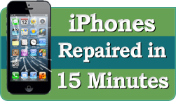 i Fix Cracked Screens iphone repair 15 minutes